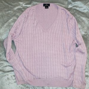 346 Brooks Brothers Silk and Cashmere Sweater